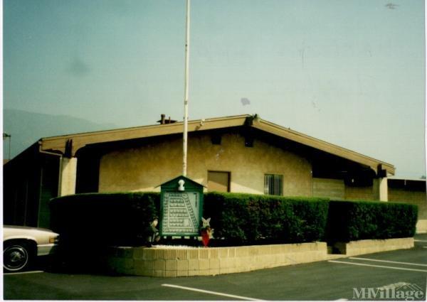 Photo of Hacienda Mobile Home Park, Glendora, CA