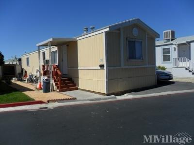 Mobile Home Park in Suisun City CA
