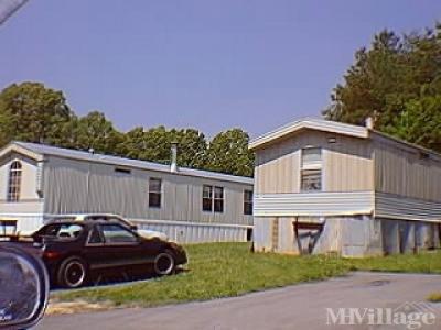 Mobile Home Park in La Fayette GA