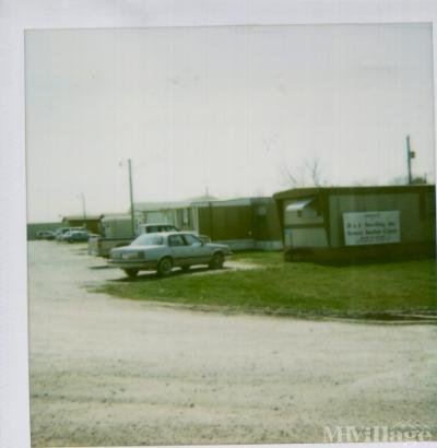 Mobile Home Park in Centerville IA