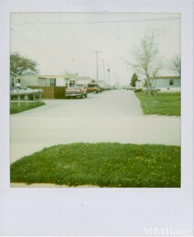 Mobile Home Park in Winterset IA