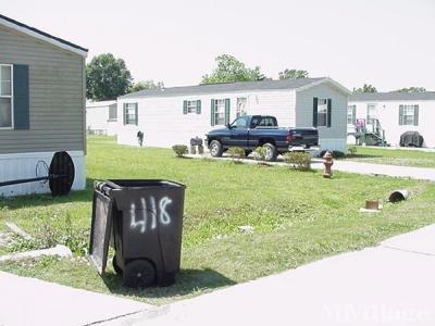 Mobile Home Park in Gray LA
