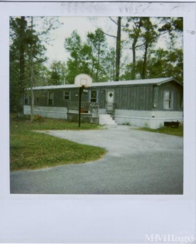 Mobile Home Park in Rocky Point NC