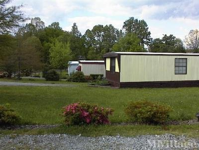 Mobile Home Park in Hudson NC