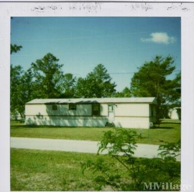 Mobile Home Park in Wilmington NC