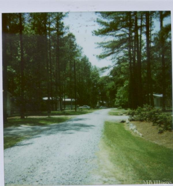 Photo of Whispering Pines Mobile Home Park, Chapel Hill, NC