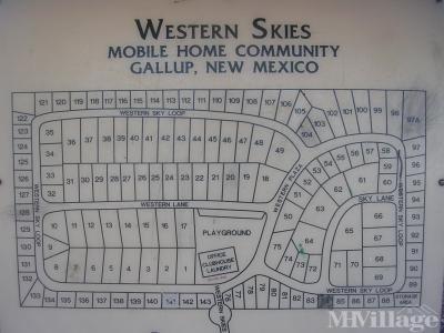 Western Skies Mobile Home Park