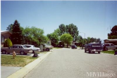 Mobile Home Park in Los Alamos NM