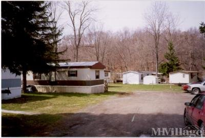 Mobile Home Park in Locke NY