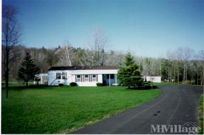 Mobile Home Park in Harpursville NY