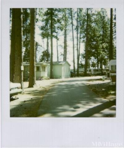 Mobile Home Park in Sisters OR