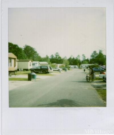 Mobile Home Park in Summerville SC