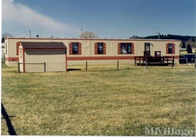 Mobile Home Park in Custer SD