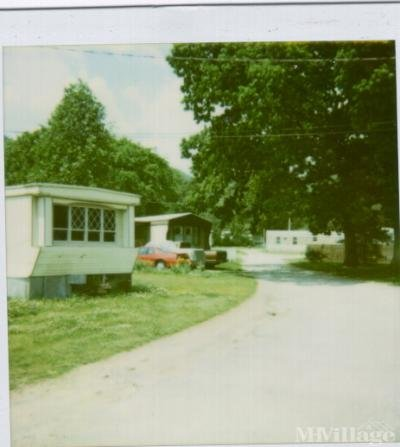 Mobile Home Park in Kimball TN