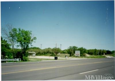 Mobile Home Park in Liberty Hill TX