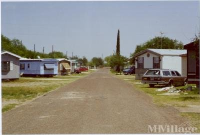 Mobile Home Park in Mission TX