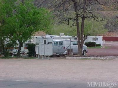Mobile Home Park in La Verkin UT