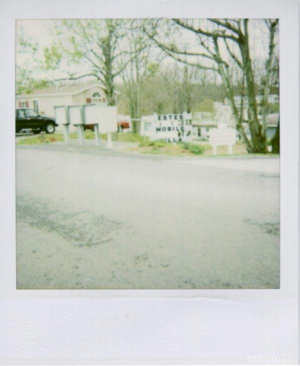 Photo of Estes Mobile Home Park, Radford, VA