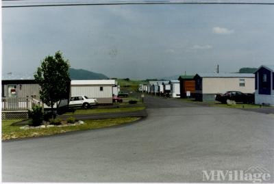 Mobile Home Park in Pounding Mill VA