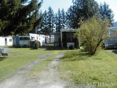 Mobile Home Park in Gold Bar WA