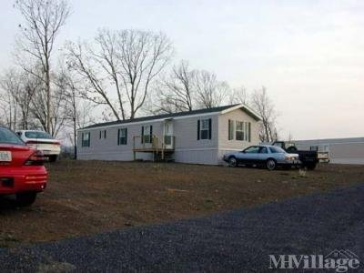 Mobile Home Park in Fisher WV