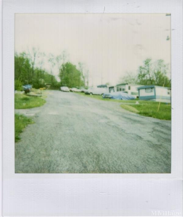 Hampton North Village Mobile Home Park in Morgantown, WV
