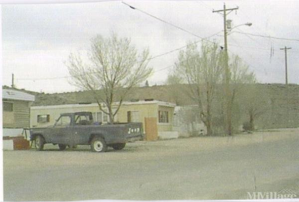 Silver City Trailer Park Mobile Home Park in Cody, WY
