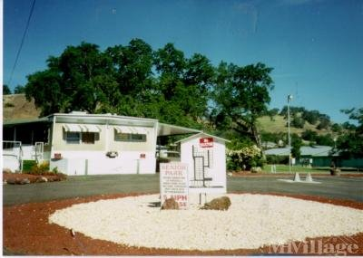 Mobile Home Park in Lakeport CA