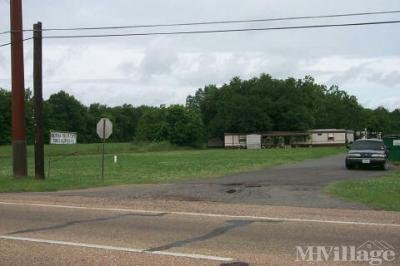 Mobile Home Park in Bossier City LA