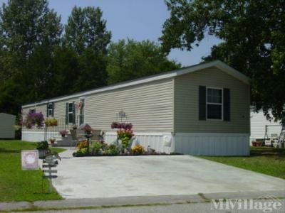 Mobile Home Park in Fruitland MD