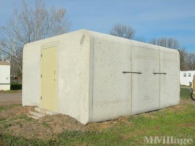 New Certified Storm Shelter