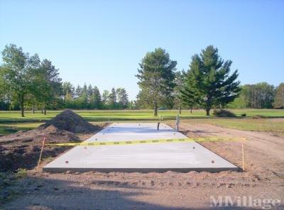 New Concrete Foundations