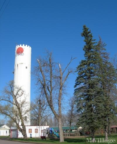 Ogilvie's historic water tower