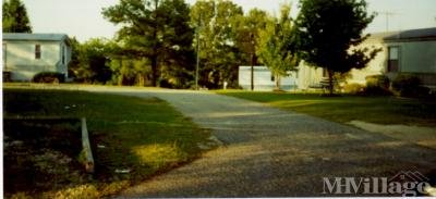 Mobile Home Park in Benson NC