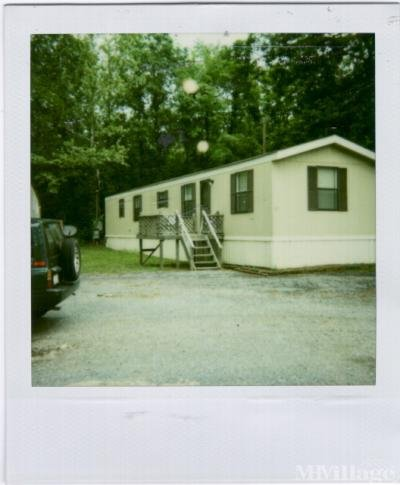 Mobile Home Park in Buena Vista VA