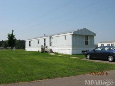 Mobile Home Park in Fall Creek WI