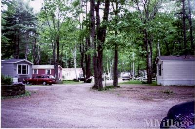 Mobile Home Park in Freeport ME