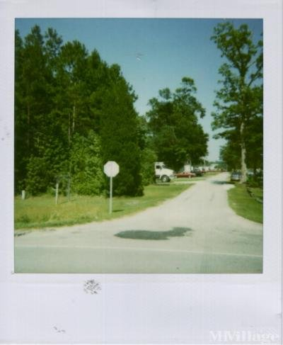 Mobile Home Park in Currie NC