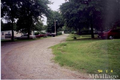 Mobile Home Park in Noble OK