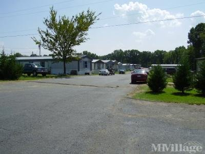 Mobile Home Park in Russellville AR