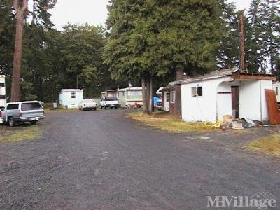 Mobile Home Park in Dexter OR