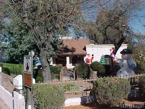 Photo of Holiday Hills Mobile Home Park, Globe, AZ