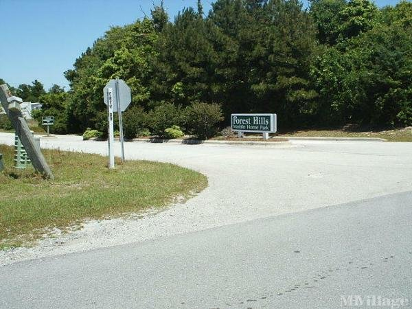 Photo of Forest Hills Mobile Home Park, Emerald Isle, NC