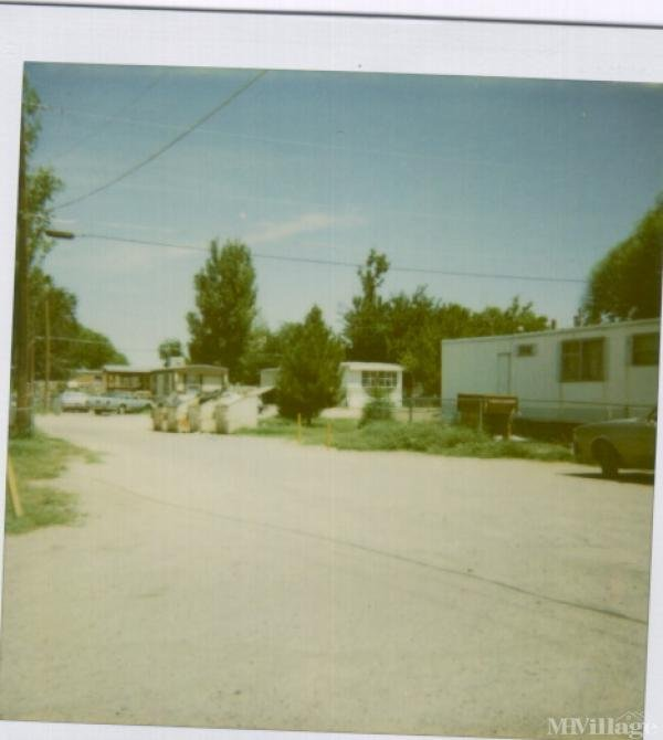 Los Arboles Mobile Home Park in Las Cruces, NM