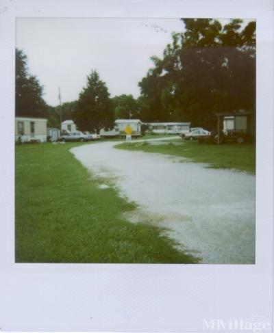 Mobile Home Park in Town Creek AL