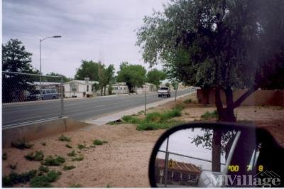 Mobile Home Park in Tuba City AZ
