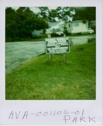 Mobile Home Park in Tappahannock VA