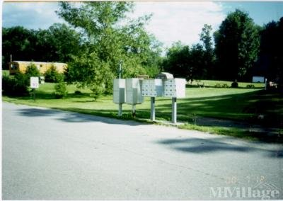 Mobile Home Park in Benton ME
