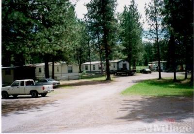 Mobile Home Park in Arlee MT