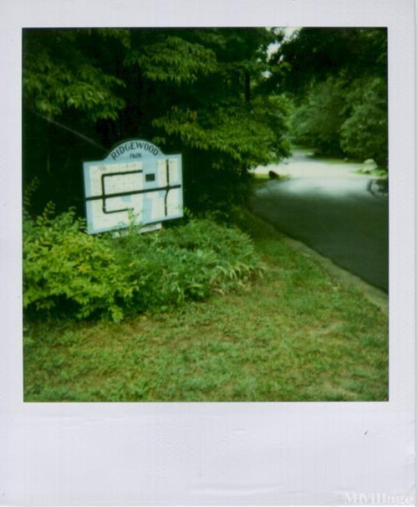 Photo of Ridgewood Mobile Home Park, Chapel Hill, NC